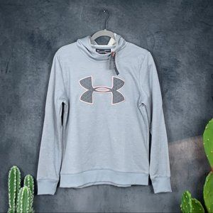CLEARANCE 🆕Under Armour Fleece Sweatshirt Gray